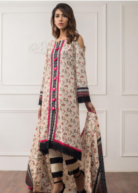 Salina by Regalia Textiles Printed Khaddar Unstitched 3 Piece Suit RGT20-KD3 06 - Winter Collection