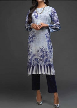 Salitex Printed Lawn Unstitched Kurties ST20DP 06 - Summer Collection