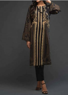 Salitex Printed Lawn Unstitched Kurties ST20DP 08 - Summer Collection