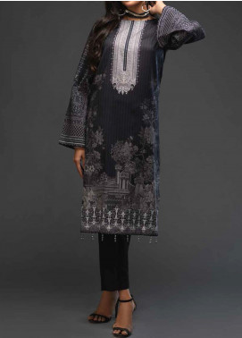 Salitex Printed Lawn Unstitched Kurties ST20DP 09 - Summer Collection