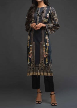 Salitex Printed Lawn Unstitched Kurties ST20DP 14 - Summer Collection