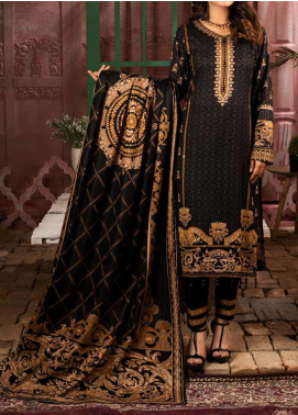 Salitex Printed Lawn Unstitched 3 Piece Suit ST20IL 1-A - Summer Collection