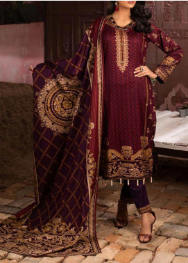 Salitex Printed Lawn Unstitched 3 Piece Suit ST20IL 1-B - Summer Collection
