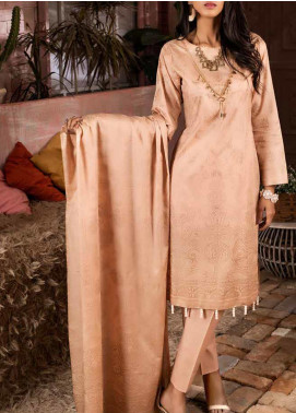 Salitex Printed Lawn Unstitched 3 Piece Suit ST20IL 10-A - Summer Collection