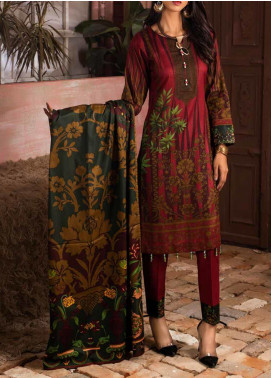Salitex Printed Lawn Unstitched 3 Piece Suit ST20IL 12-B - Summer Collection