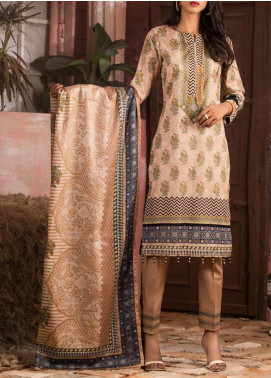 Salitex Printed Lawn Unstitched 3 Piece Suit ST20IL 2-B - Summer Collection