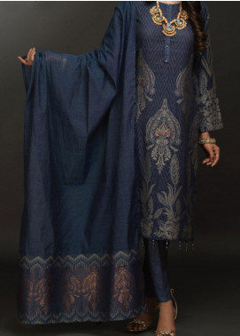 Salitex Embroidered Lawn Unstitched 3 Piece Suit ST20-J5 476 - Formal Collection