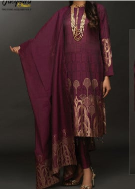 Salitex Embroidered Lawn Unstitched 3 Piece Suit ST20-J5 479 - Formal Collection