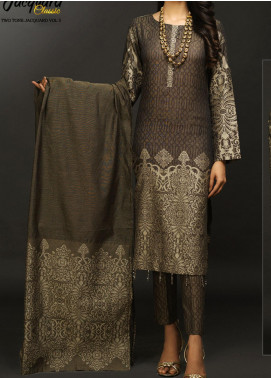 Salitex Embroidered Lawn Unstitched 3 Piece Suit ST20-J5 481 - Formal Collection