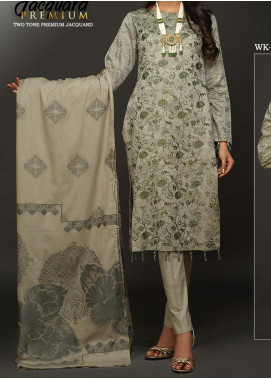 Salitex Embroidered Lawn Unstitched 3 Piece Suit ST20J-482 - Premium Collection