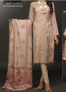 Salitex Embroidered Lawn Unstitched 3 Piece Suit ST20J-491 - Premium Collection