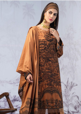 Salitex Embroidered Lawn Unstitched 3 Piece Suit ST19PL 311B - Mid Summer Collection
