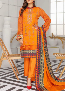 Sanam Saeed by Puri Fabrics Embroidered Viscose Unstitched 3 Piece Suit PF20SSV D-09 - Festive Collection
