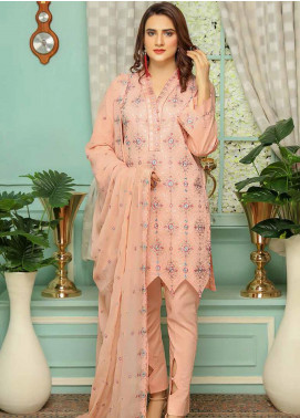 Puri Fabrics Embroidered Lawn Unstitched 3 Piece Suit PF20SE 7 - Spring / Summer Collection
