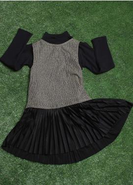 Sanaulla Exclusive Range  Fancy Tops for Girls -  3245 Black