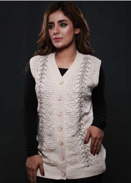 Sanaulla Exclusive Range Fancy Woolen  Sweaters S20SW 253817 - Woolen Women Sweaters