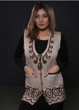 Sanaulla Exclusive Range Fancy Woolen  Sweaters S20SW 253830 - Woolen Women Sweaters