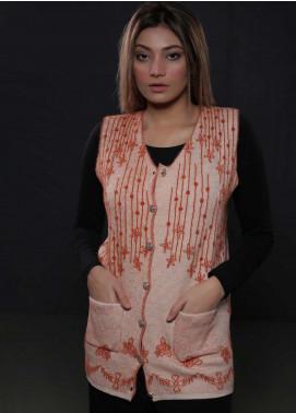 Sanaulla Exclusive Range Fancy Woolen  Sweaters S20SW 283298 - Woolen Women Sweaters