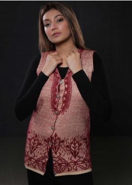 Sanaulla Exclusive Range Fancy Woolen  Sweaters S20SW 283306 - Woolen Women Sweaters