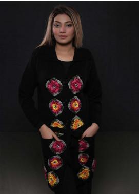 Sanaulla Exclusive Range Fancy Woolen  Sweaters S20SW 283450 - Woolen Women Sweaters