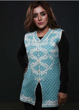 Sanaulla Exclusive Range Fancy Woolen  Sweaters S20SW 283469 - Woolen Women Sweaters