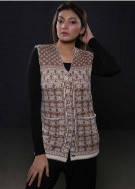 Sanaulla Exclusive Range Fancy Woolen  Sweaters S20SW 328360 - Woolen Women Sweaters
