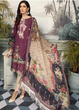Sanoor by Noor Fatima Embroidered Lawn Unstitched 3 Piece Suit SNO19E 143 - Festive Collection