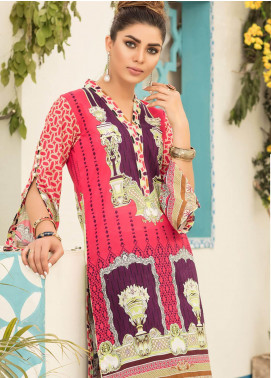 Sanoor by Noor Fatima Printed Lawn Unstitched Kurties SNO19F 874 - Festive Collection