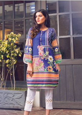 Sanoor by Noor Fatima Printed Lawn Unstitched Kurties SNO19K 860 - Spring / Summer Collection
