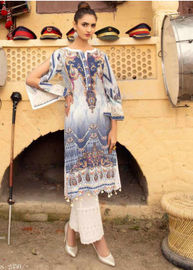 Sanoor by Noor Fatima Printed Lawn Unstitched 2 Piece Suit SNO20M D-226 - Summer Collection