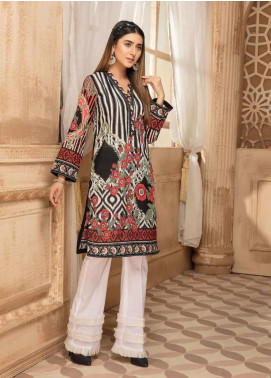 Sanoor by Noor Fatima Printed Lawn Unstitched Kurties SNO20M D-877 - Summer Collection