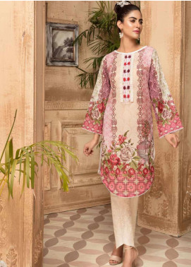 Sanoor by Noor Fatima Printed Lawn Unstitched Kurties SNO20M D-884 - Summer Collection
