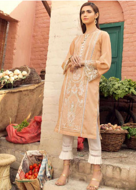 Sanoor by Noor Fatima Embroidered Lawn Unstitched Kurties SNO20M D-901 - Summer Collection
