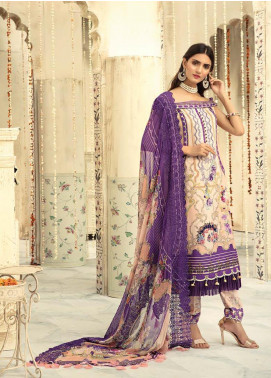 Sanoor by Noor Fatima Embroidered Linen Unstitched 3 Piece Suit SNO19-WE1 152 - Winter Collection