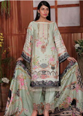 Sanoor by Noor Fatima Embroidered Karandi Unstitched 3 Piece Suit SNO19-W2 171 - Winter Collection