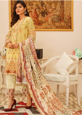 Sanoor by Noor Fatima Embroidered Khaddar Unstitched 3 Piece Suit SN20W 235 - Winter Collection