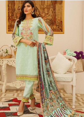 Sanoor by Noor Fatima Embroidered Khaddar Unstitched 3 Piece Suit SN20W 237 - Winter Collection