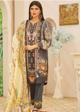 Sanoor by Noor Fatima Embroidered Karandi Unstitched 3 Piece Suit SN20W 241 - Winter Collection