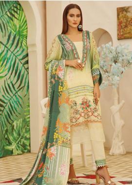 Sanoor by Noor Fatima Embroidered Karandi Unstitched 3 Piece Suit SN20W 242 - Winter Collection