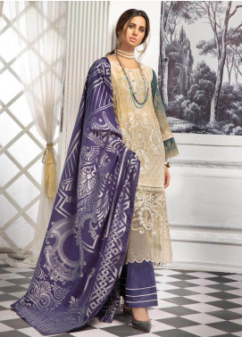 Sanoor by Noor Fatima Digital Printed Lawn Unstitched 3 Piece Suit SN20P D-197 - Spring / Summer Collection