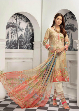 Sanoor by Noor Fatima Digital Printed Lawn Unstitched 3 Piece Suit SN20P D-200 - Spring / Summer Collection