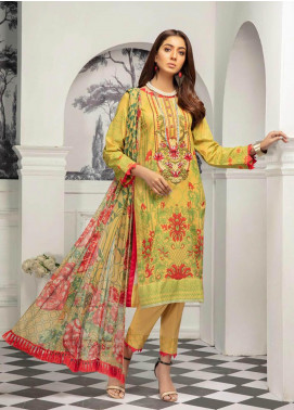 Sanoor by Noor Fatima Digital Printed Lawn Unstitched 3 Piece Suit SN20P D-208 - Spring / Summer Collection