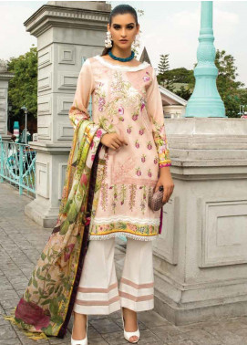Sarang Embroidered Lawn Unstitched 3 Piece Suit S20LS 12 - Spring / Summer Collection