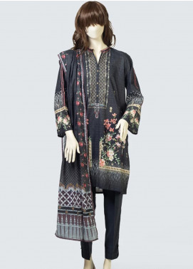 Saya Printed Lawn Unstitched 3 Piece Suit SY19S 7B - Summer Collection