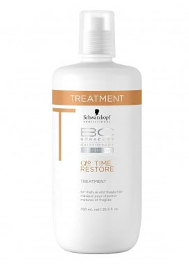 Schwarzkopf Bonacure Q10 Time Restore Treatment - 750 ml