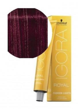 Schwarzkopf Igora Royal Natural Hair Color - Red Violet L-89