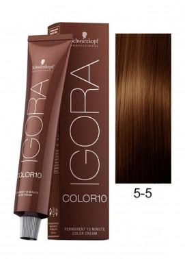 Schwarzkopf Igora Royal Natural Hair Color - Light brown Gold 5-5