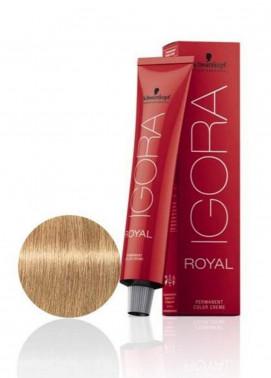 Schwarzkopf Igora Royal Natural Hair Color - Platinum Blonde Beige 9-4