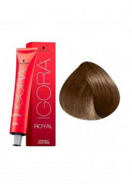 Schwarzkopf Igora Royal Natural Hair Color - Medium Blonde Beige 7-4