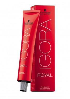 Schwarzkopf Igora Royal Natural Hair Color - Light Blonde Beige 8-4